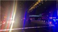 Cảnh sát Mỹ điều tra cuộc điện thoại đe dọa đánh bom tòa nhà văn phòng CNN ở New York