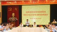 Cử tri Hà Nội kiến nghị Chủ tịch Nguyễn Đức Chung những bức xúc về tín dụng đen 'A lô là có tiền'
