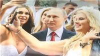 Lịch hình tổng thống Nga Vladimir Putin gây sốt, vượt qua hàng loạt ngôi sao ở Nhật Bản