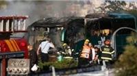 Nổ bom xe búyt tại Ethiopia