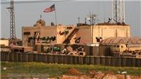 Binh sĩ Mỹ bắt đầu rời Syria