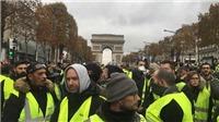 Biểu tình 'Áo vàng' tại Pháp hạ nhiệt dịp Giáng sinh, làn sóng lan sang Anh