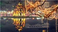 Đêm Giáng sinh, tiết trời Hà Nội ấm áp, TP HCM có thể có mưa