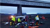 Tai nạn giao thông tại Iceland khiến nhiều du khách Anh thiệt mạng