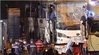 Phát biểu của Người Phát ngôn Bộ Ngoại giao Lê Thị Thu Hằng về vụ đánh bom tại Ai Cập