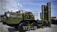 Ấn Độ sẽ tiếp nhận tên lửa S-400 của Nga từ năm 2020