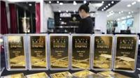 Giá vàng châu Á giảm nhẹ phiên cuối năm 2018