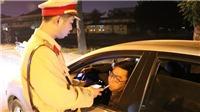 Mở đợt cao điểm kiểm tra xử lý lái xe vi phạm nồng độ cồn và các chất ma túy