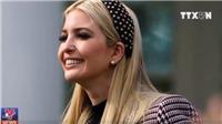 Ái nữ của Tổng thống Donald Trump, Ivanka trump là ứng viên chức chủ tịch WB