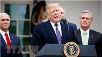 Mỹ: Phe Dân chủ tẩy chay cuộc họp với Nhà Trắng về an ninh biên giới