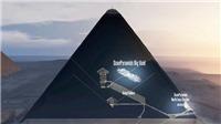 'Đột nhập' Kim tự tháp, lần tìm cuộn sách Biển Chết