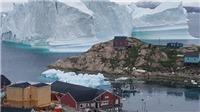 Băng tại Greenland tan nhanh hơn dự báo