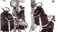 'Chơi tranh cũng lắm công phu' (Bài 4): Họa sĩ Bút Sơn cha đẻ của nhân vật Xã Xệ