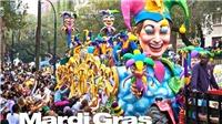 Mardi Gras - Lễ hội đầy sắc màu của New Orleans