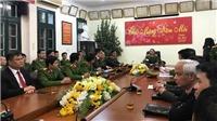 Vụ sát hại lái xe taxi tại Mỹ Đình: Công an thành phố Hà Nội thông tin chính thức