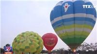 Mộc Châu sẵn sàng lễ hội bay khinh khí cầu quốc tế
