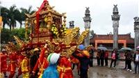 Độc đáo lễ rước nước tại  Lễ hội Đền Trần, Thái Bình