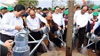 Thủ tướng Nguyễn Xuân Phúc phát động 'Tết trồng cây đời đời nhớ ơn Bác Hồ' tại Đông Anh, Hà Nội