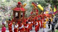 Hội Đền Thượng - Tri ân công đức Quốc công tiết chế Hưng Đạo Đại Vương Trần Quốc Tuấn