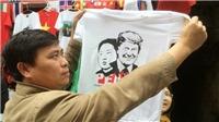 Những sản phẩm lưu niệm về Hội nghị thượng đỉnh Mỹ - Triều Tiên lần thứ hai thu hút khách du lịch