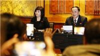 Triều Tiên tổ chức họp báo tại khách sạn Melia Hà Nội 12 giờ đêm ngày 28/2