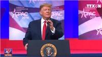 Tổng thống Donald Trump: 'Đừng bao giờ làm thế khi tổng thống đang công du nước ngoài'