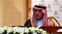 Saudi Arabia khẳng định ủng hộ giải pháp chính trị cho cuộc khủng hoảng Syria