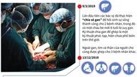 'Chia sẻ gan' của người chết não: Thêm một 'dấu mốc đầu tiên' của ngành ghép tạng Việt Nam