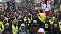 Pháp cấm biểu tình tại một số khu vực