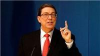 Cuba bác cáo buộc của Mỹ về vai trò ở Venezuela