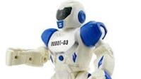 Truyện cười bốn phương: Robot thông minh