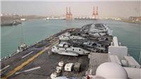 Oman ký thỏa thuận cho phép Quân đội Mỹ sử dụng cảng biển và sân bay