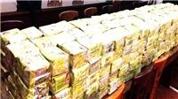 Công an TP HCM bắt giữ xe bán tải chở lượng lớn ma tuý