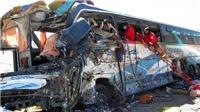 Hàng chục người chết cháy trong xe buýt ở Peru