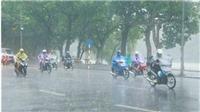 Thời tiết 10 ngày tới: Mưa  nhiều nơi ở Bắc Bộ