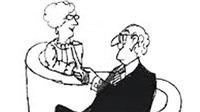 Truyện cười bốn phương: Ngốc như vợ chồng