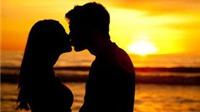 Truyện cười bốn phương: Nụ hôn đầu