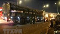 Thành phố Hồ Chí Minh: Va chạm với xe đầu kéo, 2 người tử vong