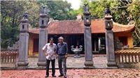 Đền thờ công chúa Lào trên đất Việt