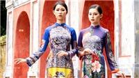 Ra mắt BST áo dài lấy cảm hứng từ văn hóa triều Nguyễn