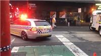 Nổ súng tại Australia, nhiều người bị thương