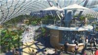 Singapore vận hành tổ hợp giải trí sân bay lớn nhất từ trước đến nay