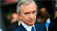Cháy Nhà thờ Đức Bà Paris: Gia đình tỷ phú Bernard Arnault cam kết hỗ trợ 200 triệu euro
