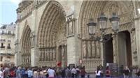 Lịch sử hình thành nhà thờ Đức Bà Paris