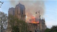 Các chuyên gia tìm cách cứu phần còn sót lại của Nhà thờ Đức Bà Paris