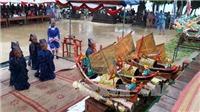 Quảng Ngãi: Khao lề thế lính Hoàng Sa tại Lý Sơn
