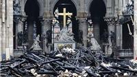 Vụ cháy Nhà thờ Đức Bà Paris: Pháp cảnh báo các hình thức lừa đảo quyên góp phục dựng nhà thờ