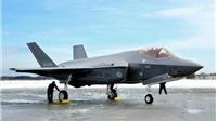Bất chấp tai nạn, Nhật Bản không thay đổi kế hoạch mua chiến đấu cơ F-35