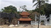 Bộ trưởng Nguyễn Ngọc Thiện chỉ đạo làm rõ trách nhiệm vụ chùa Bối Khê