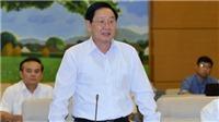 Quốc hội làm rõ việc xóa tư cách chức vụ đối với cán bộ nghỉ hưu